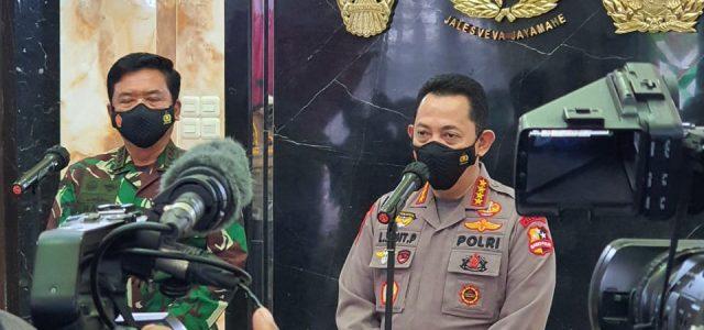 Kapolri Temui Panglima TNI, Tingkatkan Sinergitas dan Soliditas
