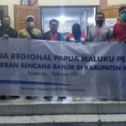Pertamina Peduli Warga Terdampak Banjir Keerom Papua