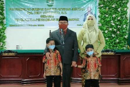 Mengenal Lebih Dekat Sosok Wakil Ketua Pengadilan Negeri Fakfak Dedy Hariyanto