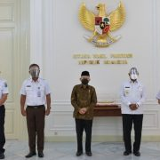 Penyampaian Gubernur Tentang Major Projects dan Quick Wins Papua Barat 2022 Disambut Baik Wakil Presiden RI