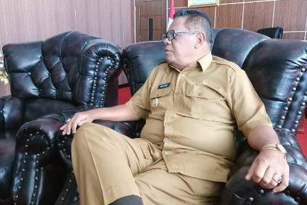 Mohammad Uswanas : Rabu 24 Maret 2021 Jabatan Bupati Akan Diserahkan Kepada Ali Baham Temongmere Selaku Plh Bupati