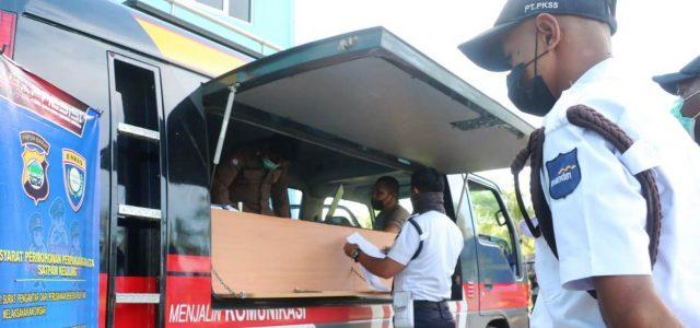 Ditbinmas Polda Papua Barat Inovasi Pelayanan Publik Perpanjang KTA Satpam