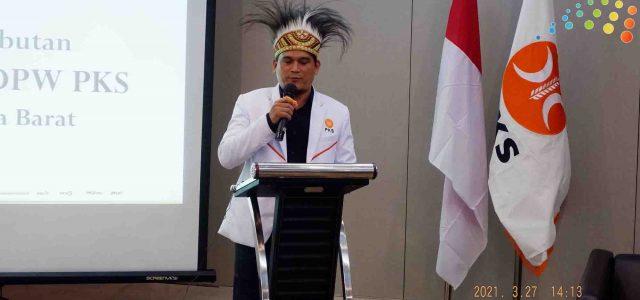 PKS Papua Barat Target 15 Persen di Pemilu 2024, Kerja Keras, Jangan Lama di Zona Nyaman