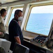 Modul Memori Cockpit Voice Recorder (CVR) Pesawat SJ-182 Berhasil Ditemukan