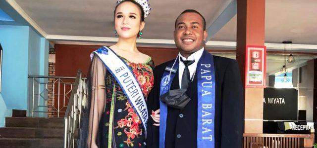 Yohanes Oridek Bonsapia, Papua Barat Putera Wisata 2021