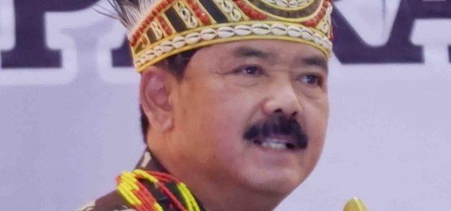 Temui Tokoh Agama, Panglima TNI Minta Umat di Papua Barat Hindari Perpecahan dan Permusuhan