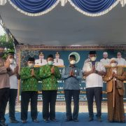 Gubernur Lepas Tim Safari Ramadhan 1442 H/2021 MUI Papua Barat