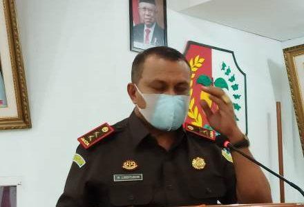 """Kajati Papua Barat Ingatkan Jaksa Jangan """"Nakal"""""""