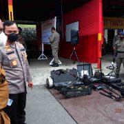 Perintah Kapolda Papua Barat, Agar Para Kapolres Ingatkan Panitia Shalat Idul Fitri, Tak Ada Takbir Keliling