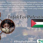 Pemuda Manokwari Peduli Palestina Gelar Aksi Galang Dana