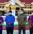 Dance Nauw Nahkodai DPC Ikatan Keluarga Alumni Universitas Papua Sorong Selatan