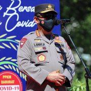 Polri Salurkan 723.773 Paket Sembako dan 3.863 Ton Beras Sepanjang PPKM Darurat Hingga Berlevel