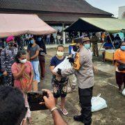 Kapolda Papua Barat Apresiasi Warga Sorong Antusias Ikut Vaksinasi