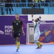 PON XX Papua: Gol Januardy Jadi Mimpi Buruk Bagi Tim Futsal Jawa Barat, Sulsel Tersingkir