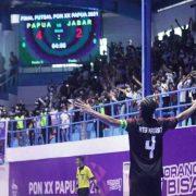 Rekor Menakjubkan Tim Futsal Papua, Tak Terkalahkan, Raih Medali Emas