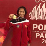 PON XX Papua: Usai Dulang Emas di Kota Tambang, Prajurit Cantik Back to Basic