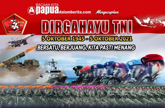 HUT TNI 2021