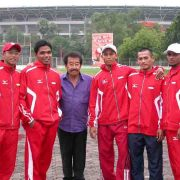 Mantan Atlet Nasional, John Murai Prihatin Prestasi Papua Barat di PON XX Papua 2021