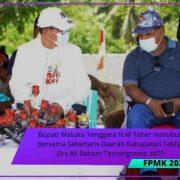 Hadiri FPMK Di Maluku Tenggara, Sekda Fakfak Berharap Adanya Kerja Sama Antara Fak-Fak Dan Malra Dalam Pengembangan Pariwisata