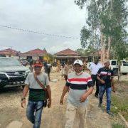 Kunjungi Bomberay dan Tomage, Waka Polda Papua Barat Berharap Polsek Tingkatkan Peran Bhabinkantibmas