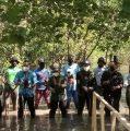 Kawasan SOPAN Manokwari, Harapan Wamen LHK Jadi Kawasan Wisata Mangrove