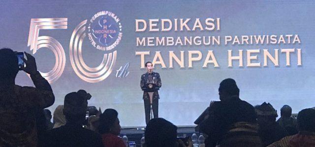 Presiden: Peluang Pariwisata Indonesia Sangat Besar Untuk Sumbang Devisa Terbanyak