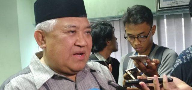 Majelis Ulama Indonesia  Serukan Parpol Jaga Kedamaian Jelang Pemilu