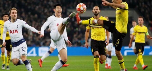 Vertonghen Bersinar Kala Tottenham Lumat Dortmund 3-0 di Wembley