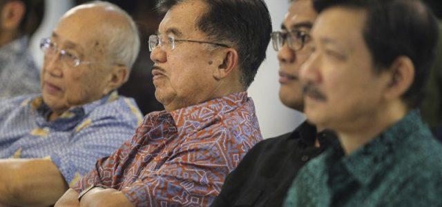 Penjelasan Cerdas Jusuf Kalla, Jokowi Lebih Baik, Prabowo Jujur