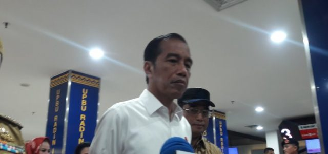 Jokowi Perintahkan TNI dan Polri Selesaikan Kelompok Sipil Bersenjata di Papua