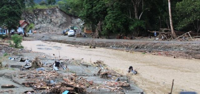 Pemprov Papua Rencana Relokasi Warga di Cycloop
