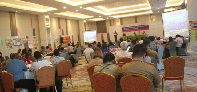 Kabupaten Mappi Percontohan Sistem Pelaporan TBC di Papua