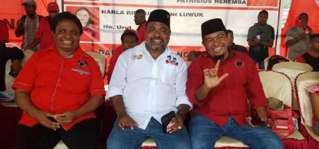 Jimmy Ijie Janjikan Kokas Jadi Kabupaten