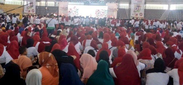 Jokowi Katakan Warga tidak boleh Golput