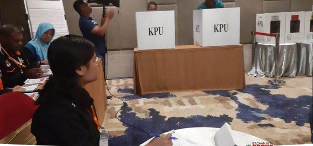 Hasil Simulasi KPU di Manokwari: Waktu Tercepat Pencoblosan 04,00 Menit