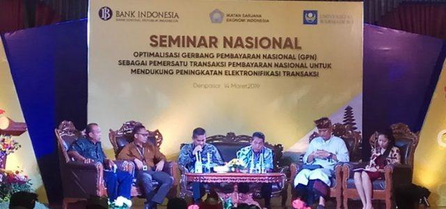 Bank Indonesia: Transaksi Keuangan Satu Pintu dengan GPN
