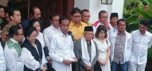 Jokowi Ajak Bertemu Prabowo