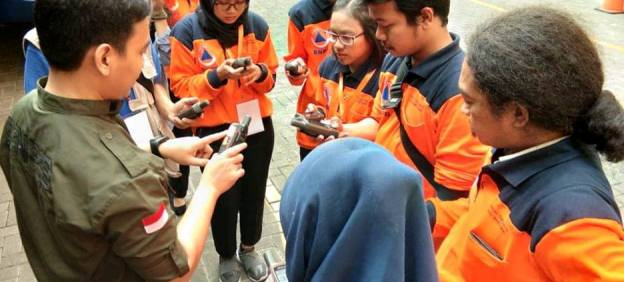 BNPB Bagikan Tips Keselamatan Wartawan Peliput Bencana