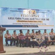Mohamad Lakotani Tutup KMB UNIMUDA Sorong
