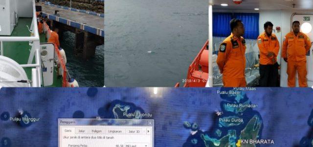 """Penumpang """"Speed Boat"""" Ditemukan Selamat, Telah Dievakuasi ke Pelabuhan Tual"""