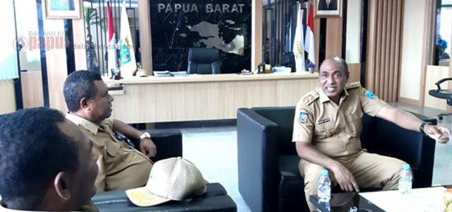 Tim Pemantau Pemilu Pempov Papua Barat Disebar ke daerah