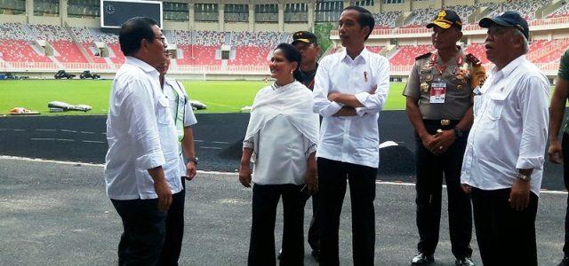 Presiden Jokowi Belum Terima Draf Inpres PON XX Papua yang Baru