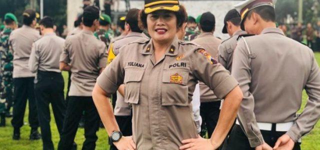Peran Polisi Wanita Sudah Setara Laki-Laki