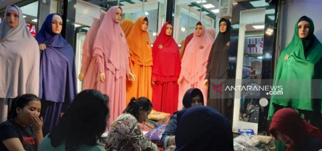 Baju Syar'i Jadi Tren Lebaran Tahun 2019