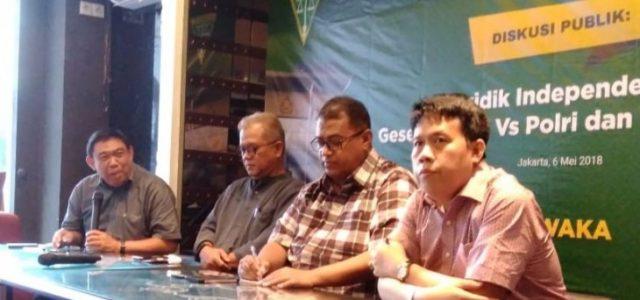 Gesekan Internal Dikhawatirkan Ganggu Kinerja KPK