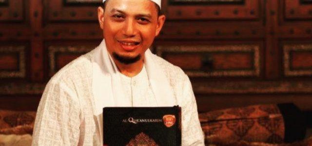 Ustaz Arifin Ilham akan Dimakamkan di Pesantren Az-Zikra