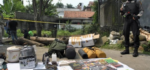 Belum Sampai Jakarta, Densus 88 Tangkap Lima Teroris Anggota JAD Jabar
