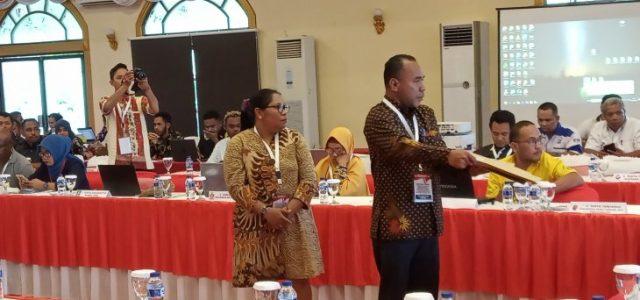 Hitungan Sementara di Papua Barat NasDem Unggul