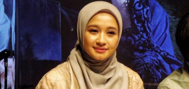 """Syuting """"Ambu"""", Laudya Cynthia Bella Menikmati Tinggal di Desa Baduy"""