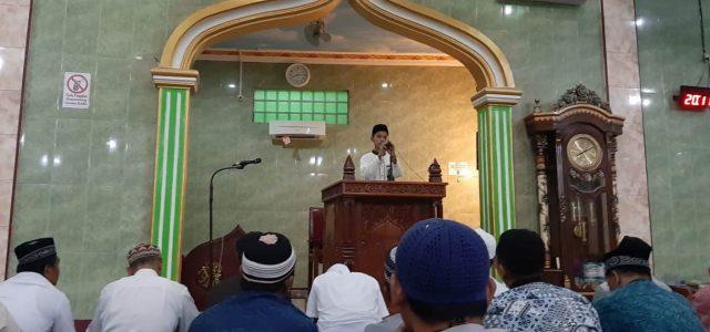 Da'i Remaja, Muhammad Syarkawi Ceramah di Masjid Atakwa Manokwari, Ajak Umat Muslim Bersyukur